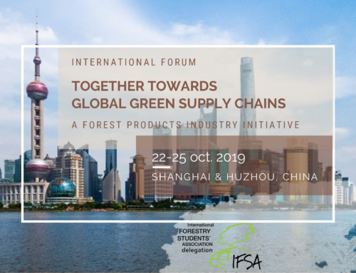 IFSA at the GGSC Forum in Shanghai
