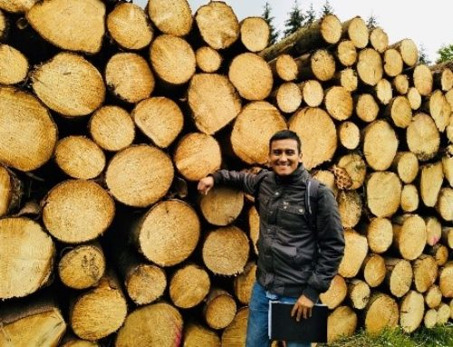 Meet the Dare to Explore! trainees – Fredy