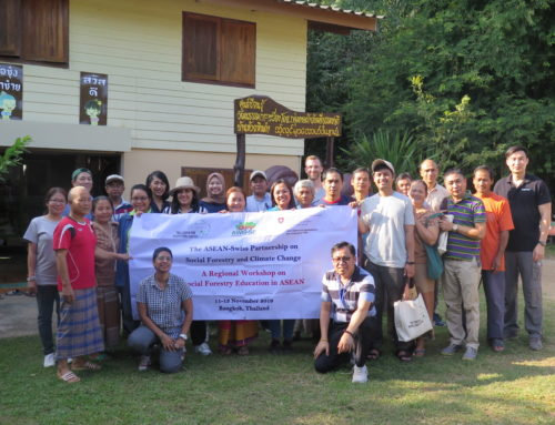 Social Forestry Education in ASEAN (LC-IPB)