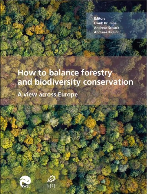 Balancing forestry and biodiversity