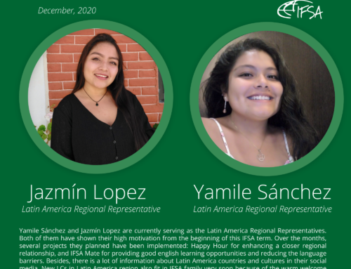Officials of the Month December 2020: Yamile Sánchez and Jazmín Lopez