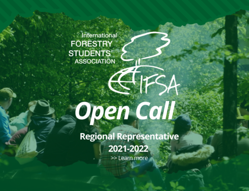 [Open Call] Regional Representative 2021-2022
