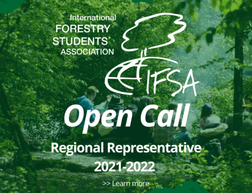 [Open Call] Regional Representative 2021-2022
