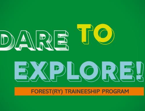 Open call for Dare to Explore traineeships