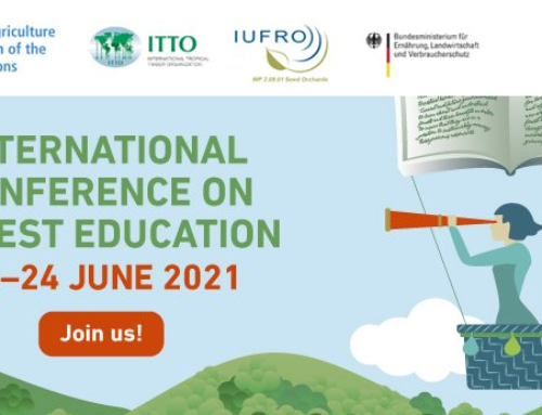 [Open Call] Delegate for International Conference on Forest Education (ICFE)