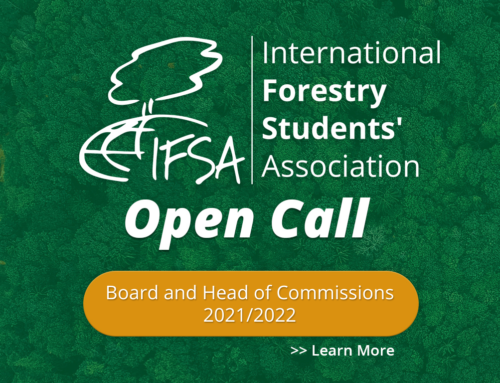 Open Call IFSA Board + Head of Commission 2021/22