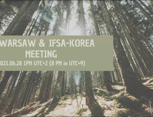 IFSA-KOREA meets the LC WARSAW from Poland